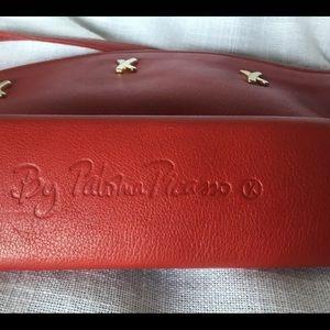 Paloma Picasso Red shoulder bag